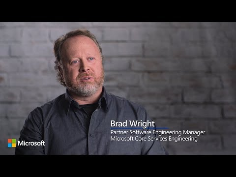 Our journey to the cloud with Brad Wright