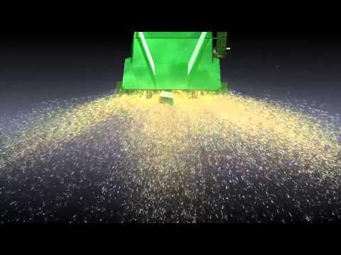 IPSO Agricultura - Combine John Deere Seria S: Noi recoltăm jumătate din suprafața lumii