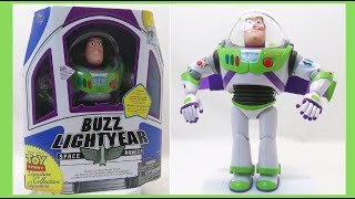 Toy Story Collection Buzz Lightyear Unboxing and Review