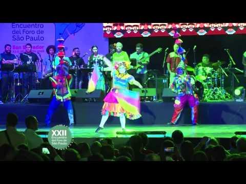 Foro de Sao Paulo - Gala Cultural