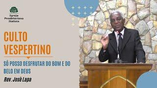Culto Vespertino (12/07/2020) - Igreja Presbiteriana Itatiaia