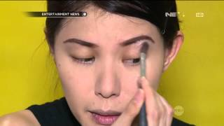 Tutorial make up dari Olga Lidya