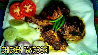 Chicken tandoori..(চিকেন তন্দুরি)