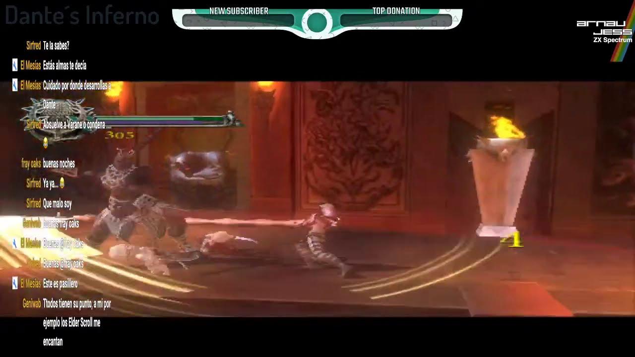 Dante´s Inferno PSP (Vol: 2)