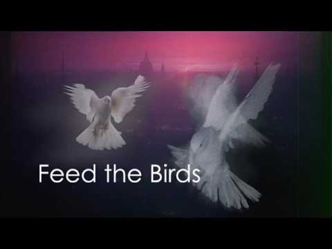 Feed the Birds Karaoke - cantado por mi