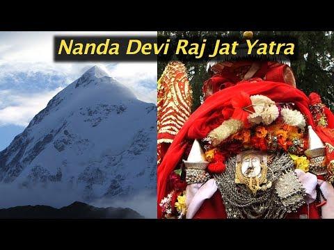 Nanda Devi Raj Jat Yatra : most important Himalayan high altitude pilgrimage