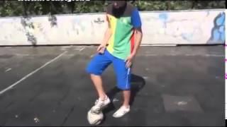 Футбольные финты  как финтить  урок 2