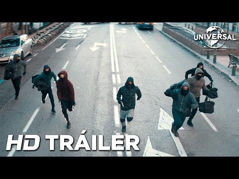 HASTA EL CIELO - Nuevo Tráiler (Universal Pictures) - HD