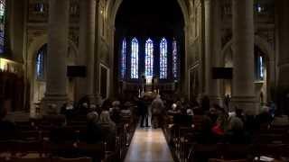 Visite Cathédrale Notre Dame du Luxembourg samedi 8 novembre 2014