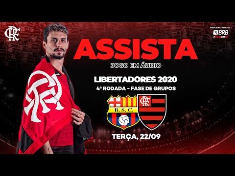 Barcelona de Guayaquil x Flamengo AO VIVO na Fla TV   Libertadores 2020