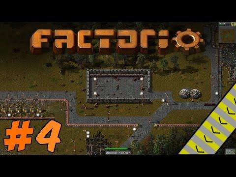Factorio - Mus Puola !!! #4 Lietuviškai !