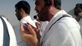 Arafat'ta dua
