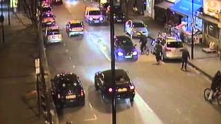 Fatal knife attack on London teenager seen in CCTV video footage
