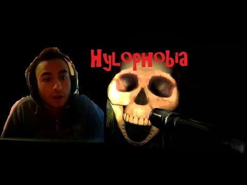 Horror Time! Hylophobia + Download (Teschio da culo)