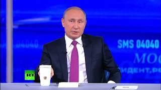 Путин о санкциях: мы были вынуждены включить мозги