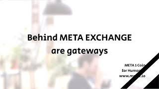 META 1 / META 1 Coin. META EXCHANGE GATEWAY #blockchain