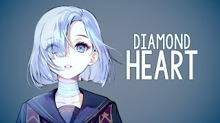 Download Nightcore -  Diamond Heart (Alan Walker) // lyrics