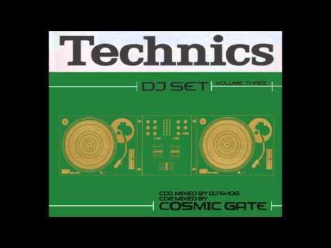 Technics DJ Set vol 3 CD 2 Cosmic Gate Mix