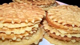 Gluten Free Pizzelles
