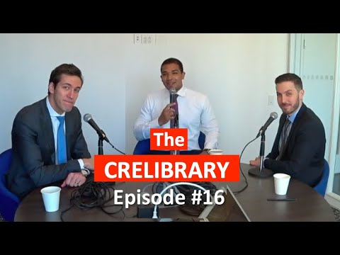 Real Estate Investment Banking with Canaccord Genuity's Dan Sheremeto | CRELIBRARY Episode #16