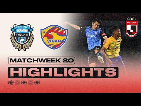 Kawasaki Frontale Sendai Goals And Highlights
