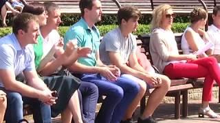 2017-07-11 г. Брест. Марафон «Молодежный квартал». Новости на Буг-ТВ.