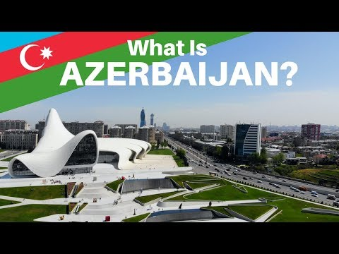 AZERBAIJAN IS DIFFERENT. 🇦🇿