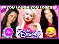 Try Not To Laugh Or Grin Challenge Disney Stars Edition | Funniest Disney Channel Stars Musicallys