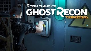 Ghost Recon: Wildlands - Night Mission With Developer Commentary