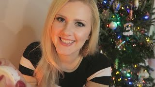 .🎄. Festive Tree for You and Me .🎄. ASMR ❄️ Personal Attention ❄️