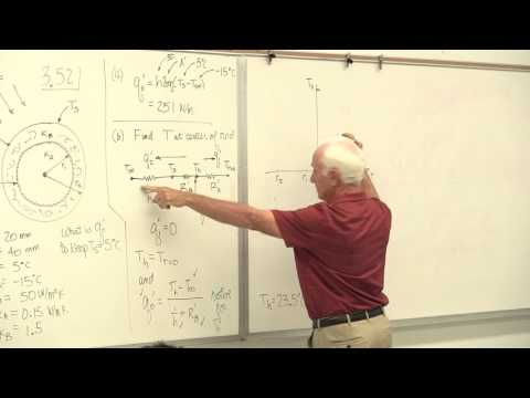 Heat Transfer: Extended Surfaces (Fins) (6 of 26)