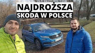 Pierwszy Kodiaq RS - oto najdroższa Skoda w Polsce!
