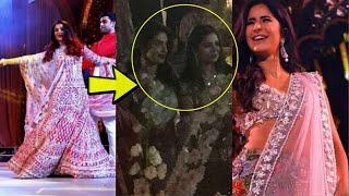 Priyanka Nick enjoying wedding celebration of Isha Ambani with Aishwarya Rai and Katrina Kaif