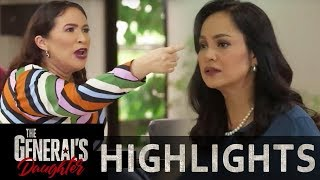 Amelia lashes out at Tiago | The General's Daughter