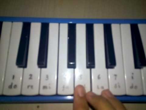 Galau - Al-ghazali pianika by yuni