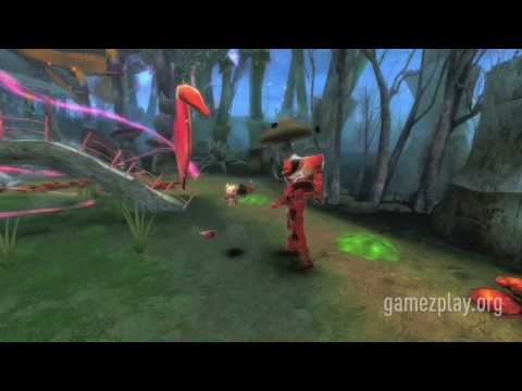 New [HD] Disney's Alice in Wonderland - Shrunk - Tim Burton Nintendo Wii video game TV trailer