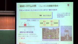 【理工学部講義】制御工学同演習2013