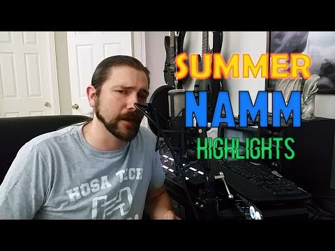 SUMMER NAMM 2018 Highlights | Mike The Music Snob