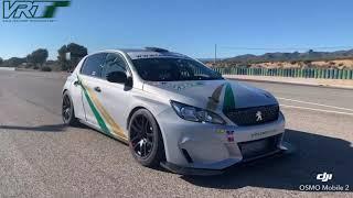 Nuevo Peugeot 308 Racing Cup