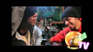 Download GULLY TV LIVE PAPOOSE VISITS BLACK INK TO GET A TATOO HONORING HIS WIFE REMY MA MP3 song and Music Video