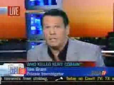 Kurt Cobain Murder Inquiry - Court TV