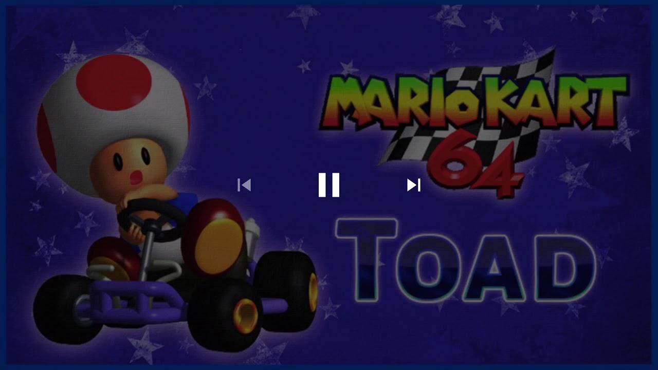 Mario Kart 64 Toad Scream 1 Youtube