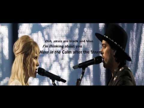 The Common Linnets - CALM AFTER THE STORM -with Lyrics