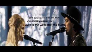 Repeat youtube video The Common Linnets - CALM AFTER THE STORM -with Lyrics