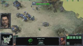 StarCraft II: Wings of Liberty Video Interview