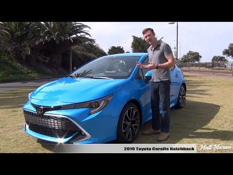Review: 2019 Toyota Corolla Hatchback (Manual + Auto) - Making Corolla Fun Again!