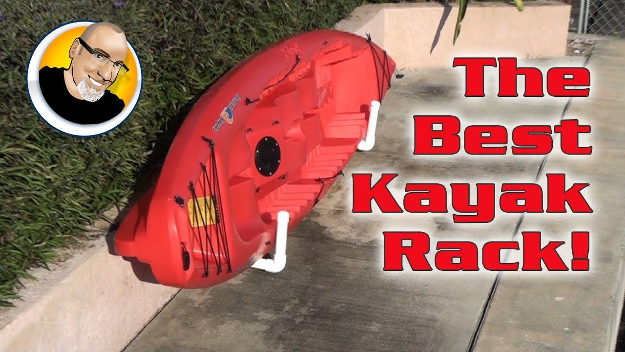 The Best Kayak Rack Youtube