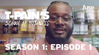 Exclusive First Look: T-Pain's School of Business