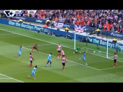 Manchester City 2-0 Southampton - GOALS: Lampard, Aguero