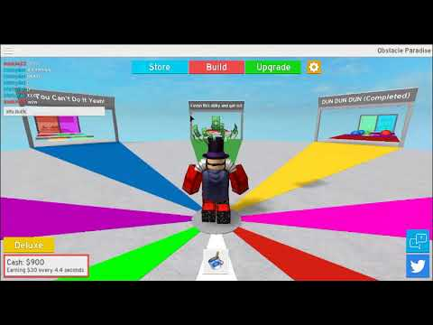 Obby Maker Roblox Youtube